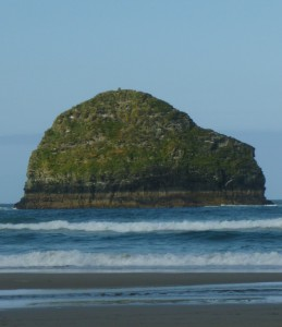 Gull Rock, Trebarwith Strand, Tintagel, North Cornwall