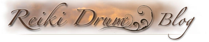 Reiki Drum Blog